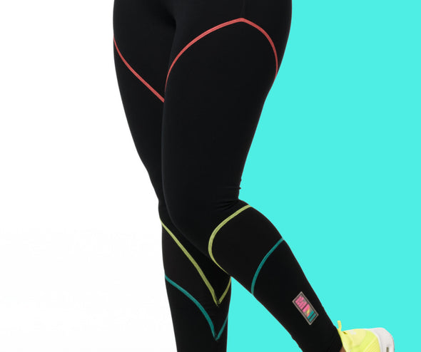 Zumba Bold Is The New Basic Bodysuit - Bold Black Z1B01205