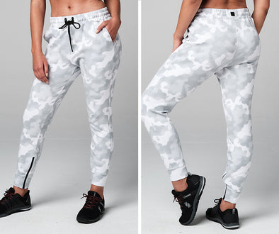 STRONG ID Essential Core Joggers - Snow Camo Z1B01335