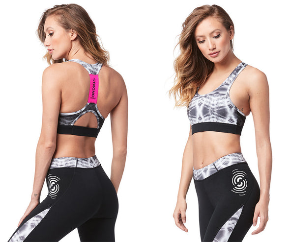 STRONG by Zumba Feel Every Beat Scoop Bra - Z1T01514