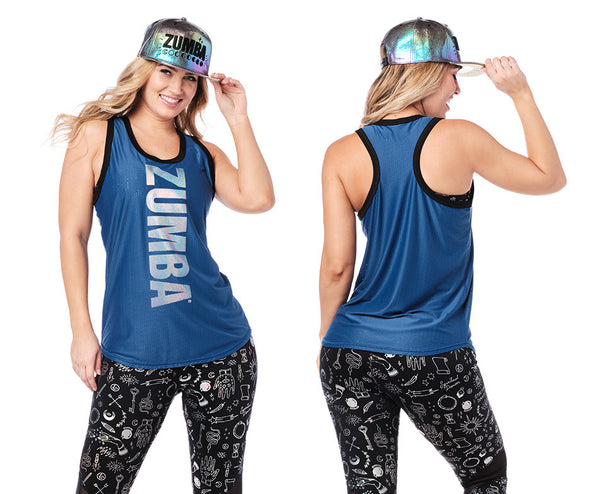 Zumba Future Tank Top - 2 Colors Z1T02270