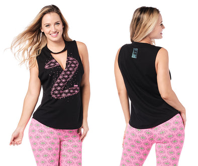 Zumba Luck Tank Top - 2 Colors Z1T02271