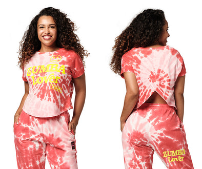 Zumba Lover Top  - Cherry Z1T02378