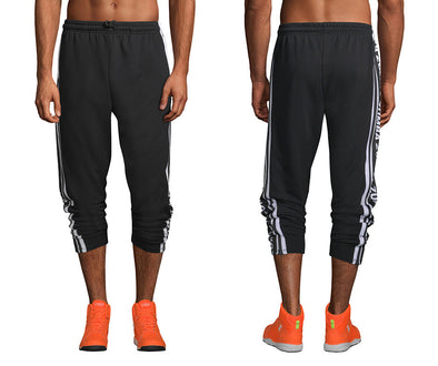 Zumba Legend Men's Joggers - Bold Black Z2B00240