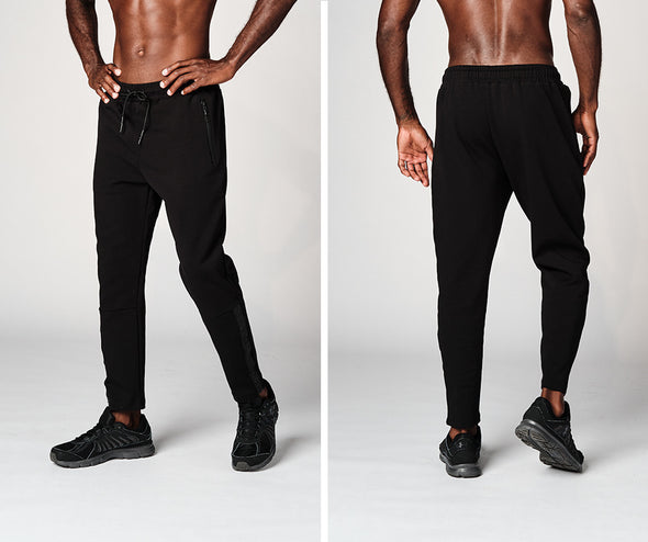 Strong Nation STRONG ID Men's Essential Joggers - Black Z2B00260