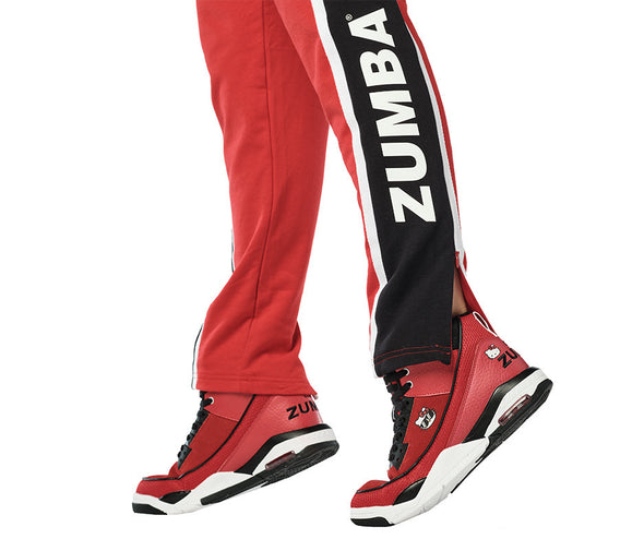 Zumba 01 Men's Joggers Pants - Ruby Z2B00262