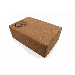 MajiSports Cork Yoga Block