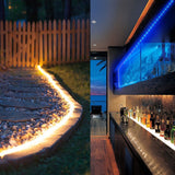 LED Strip Light Waterproof 300leds 10m SMD 5050 RGB Color Changing LED Light