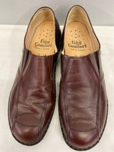 Load image into Gallery viewer, Finn Comfort Burgundy Leather Loafer Style Size 11 UK or 11.5 US  Mens New