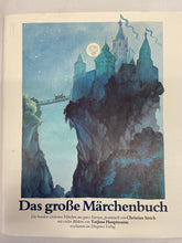 Load image into Gallery viewer, Das große Märchenbuch Christian Strich1987  Fairy Tales in German