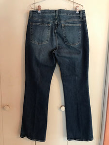 Old Navy 14 Regular Women's Jeans Stretch Boot Cut