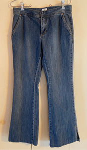 Calvin Klein Jeans Womens Size 6 Cotton Denim
