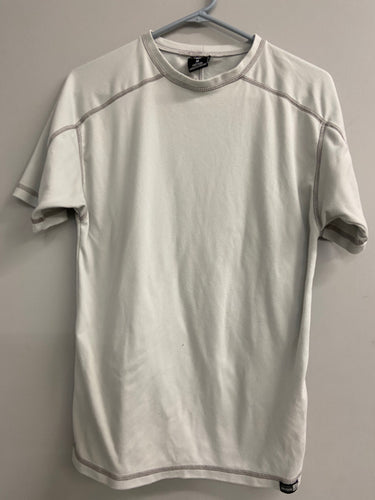 Prana Soft Polyester Breathe T-shirt Womens Sz M
