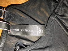 Load image into Gallery viewer, Victoria's Secret Sexy Little Things Bustier Black 34C