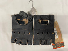 Load image into Gallery viewer, River Road Buster Vintage Shorty Gloves Men's Medium Brown Leather NWT 091828
