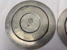 Load image into Gallery viewer, Marinoni Italy Pair Pewter  Bottle Coasters Owl 95 Mark