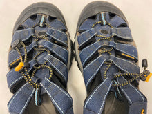Load image into Gallery viewer, Water Sandals Keen Size 10 Blue Womens