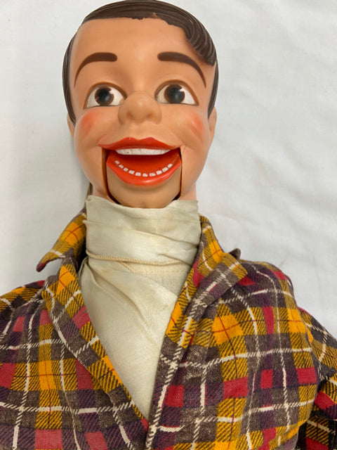 Vintage Jimmy Nelson's Danny O'Day Ventriloquist Doll