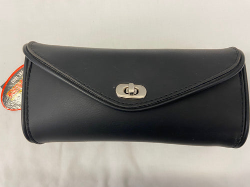 Hot Leathers Windshield Bag Black PVC