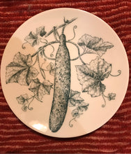 Load image into Gallery viewer, Cucumber Salad Plate Bareuther Bavaria Germany