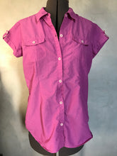 Load image into Gallery viewer, Ex Officio Shirt Size M Nylon Blend Women's Button Up