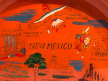 Load image into Gallery viewer, New Mexico Land of Enchantment Decorative Souvenir Plate