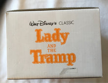 Load image into Gallery viewer, Walt Disney Lady and the Tramp Mug Japan Collectible