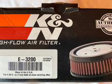Load image into Gallery viewer, K&N Air Filter E-3200