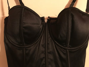 Victoria's Secret Sexy Little Things Bustier Black 34C