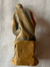 "Load image into Gallery viewer, Anri Kuolt Italy Mary Figurine Nativity 2.25"" High"