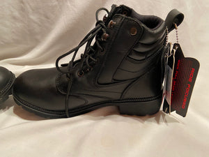 Z1R Motorcycle Motocross Off Road Women's Ankle Boots NIB Size 9