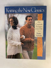 Load image into Gallery viewer, Knitting the New Classics Hardcover 1995