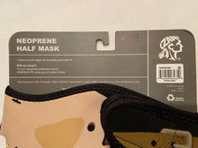 Load image into Gallery viewer, Zan Headgear Neoprene Half Mask NIP