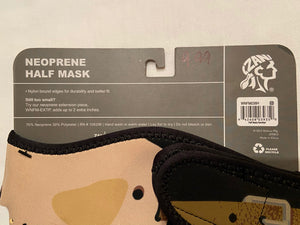 Zan Headgear Neoprene Half Mask NIP