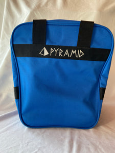 Pyramid Prime One Singe Tote NWT Blue Bowling Ball Bag
