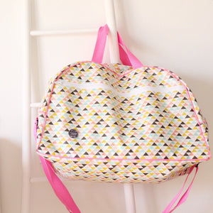 Triangle Weekend bag