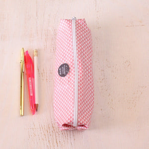 soft pink Pencil case