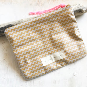 Clutch grande CHEVRON