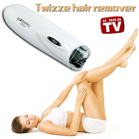 New Electric Emjoi tweezer, Emjoi epilator, Hair remover Tweeze (As seen on TV)