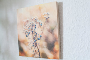 1moments #1 - 20x20cm (Druck auf Holz)