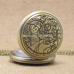 Doctor Who Pocket Watch (REF1073)