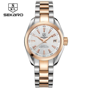 SEKARO Luxury Women Automatic Waterproof Wristwatch(Ref5302)