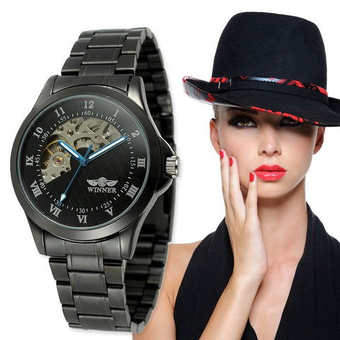 2018 Fashion Multifunctional WINNER Women Watch (REF2533)