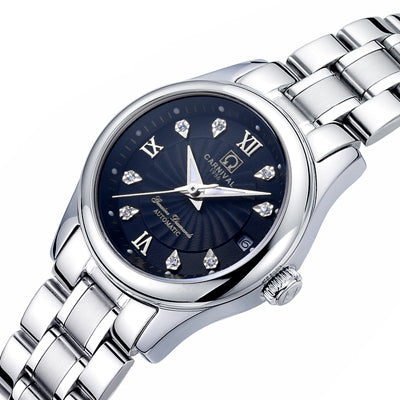 Carnival Luxury Womens Automatic Wristwatch