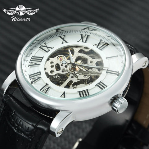 WINNER Brand Luxury Women Mechanical Watch (REF2531)