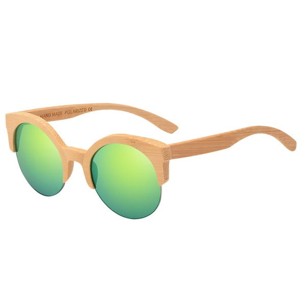 AOFLY BRAND DESIGN Women Sun Glasses Semi-Rimless (REF1209)