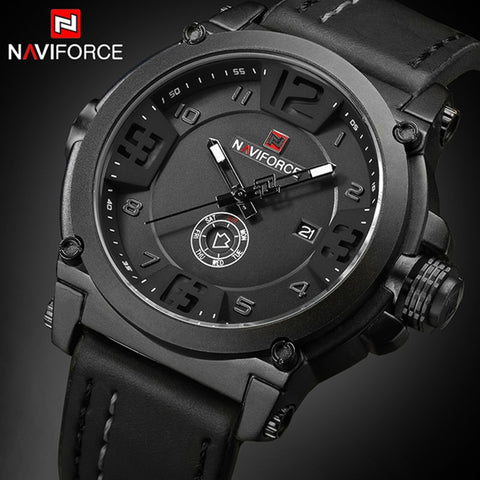 NAVIFORCE Mens Luxury Sport Quartz-Wristwatch(Ref5321)