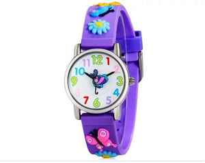 WILLIS Sports Butterfly Childrens Wristwatch (REF1154)
