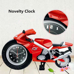 Motorcycle Wall Clock (REF1100)