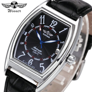 WINNER Fashion Womens Auto Mechanical Wristwatch (REF5206)