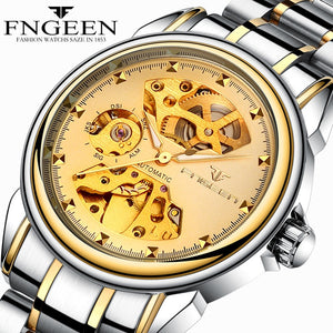 Women Watches Top Brand Elegant Ladies Wristwatch Automatic (REF2534)